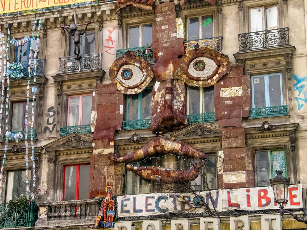 59 rivoli, galerie de arta din paris